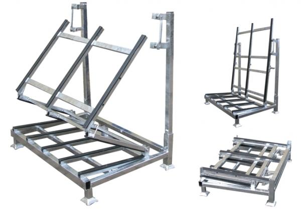 Small folding rack